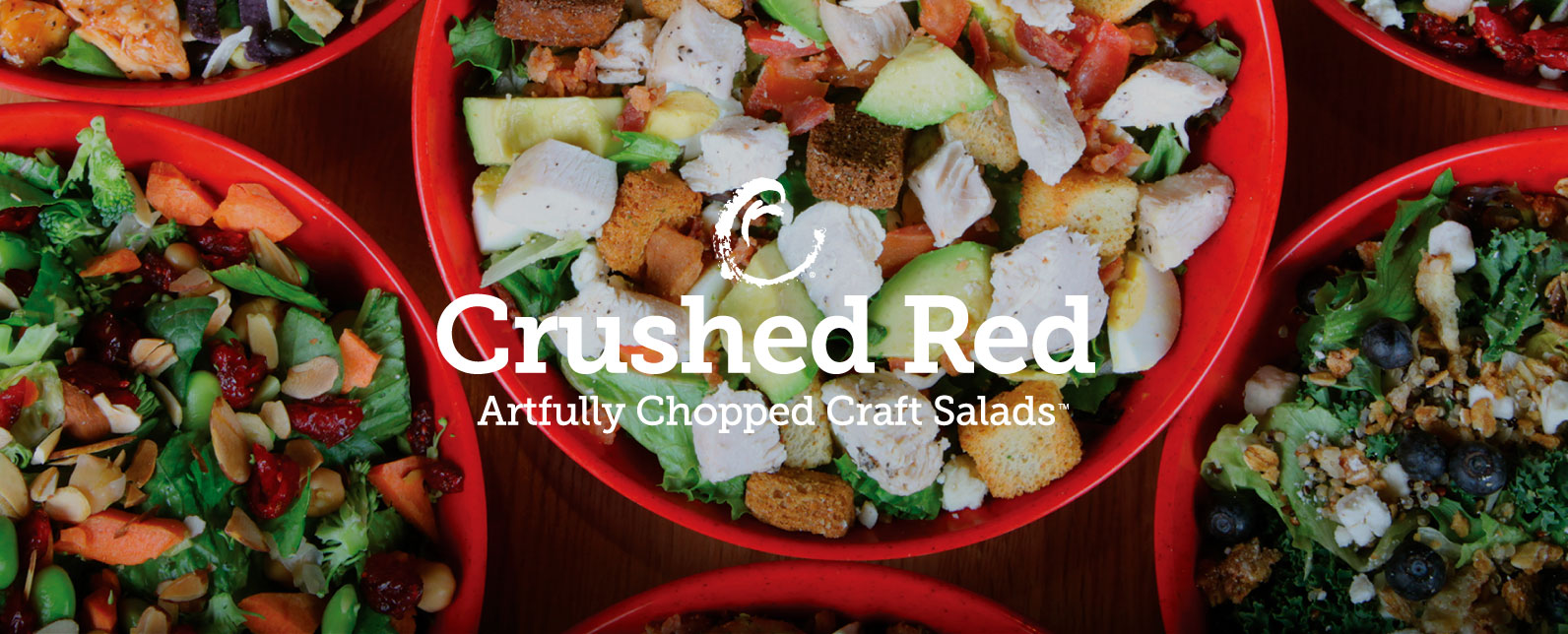 Crushed Red salads